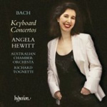 Bach: Keyboard Concertos (CD)