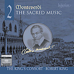 Monteverdi: The Sacred Music, Vol 2 (SACD)