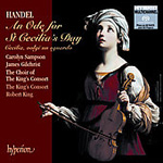 Handel: An Ode for St Cecilia's Day (SACD)