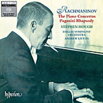 Rachmaninov: Piano Concertos; Rhapsody on a Theme of Paganini (SACD)
