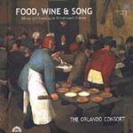 Food, Wine and Song (CD)