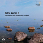 Baltic Voices 3 (CD)