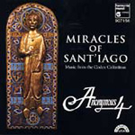 Miracles of Sant'Iago (CD)
