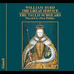 Byrd: Sacred Choral Works (CD)