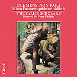 Clemens Non Papa: Sacred Choral Works (CD)