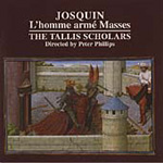 Josquin Desprez: Masses (CD)