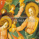 The Tallis Scholars sing Thomas Tallis (CD)