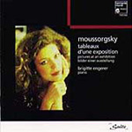 Mussorgsky: Piano Works (CD)