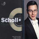 Scholl - German Baroque Cantatas (CD)