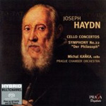 Haydn: (2) Cello Concertos; Symphony No 22 (SACD)
