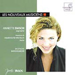 German Baroque Songs (CD)