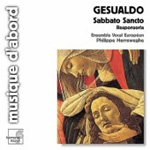 Gesualdo: Sabbato Sancto (CD)