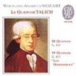 Mozart: Complete String Quartets, Vol.3 (CD)