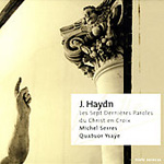 Haydn: Seven Last Words of Christ on the Cross (CD)