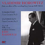 Horowitz: Live from Carnegie Hall, 1940-1 (CD)