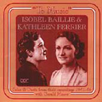 To Music: Baillie & Ferrier 1941-6 (CD)