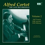 Alfred Cortot - The Late Recordings, Vol 2 (CD)