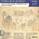 Psalms from St Paul's, Vol.1 (CD)