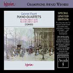 Fauré: Piano Quartets (CD)