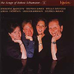 Schumann: Songs, Volume 6 (CD)