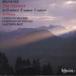 Bruckner: Masses Nos 1-3 (CD)