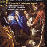 Baroque Christmas Music (CD)