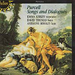 Purcell: Songs and Dialogues (CD)