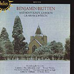 Britten: Songs (CD)