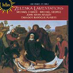 Zelenka: Lamentations of Jeremiah The (CD)