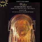 Widor: Symphony No 5 (CD)