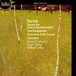 Bartók: Chamber Works (CD)