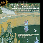 Prokofiev: Music for Children (CD)