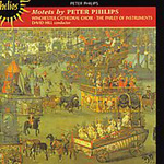 Philips: Motets (CD)