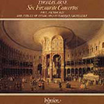 Arne: Six Favourite Concertos (CD)