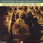 Purcell: Complete Anthems & Services, Vol.1 (CD)