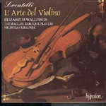 Locatelli: L'Arte del Violino, Op 3 (CD)
