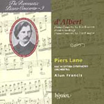 Eugen d'Albert: Piano Concertos (CD)