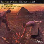 Vaughan Williams: Partsongs (CD)