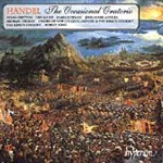 Handel: The Occasional Oratorio (CD)