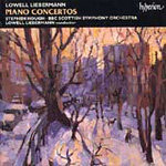 Lowell Liebermann: Piano Concertos (CD)
