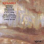 Xenakis: Choral Works (CD)