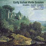 Early Italian Violin Sonatas (CD)