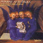 Advent at St Paul's (CD)