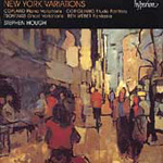 New York Variations - American Piano Works (CD)
