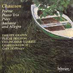 Chausson: Chamber Works (CD)