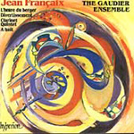 Français: Chamber Works for Wind Instruments (CD)