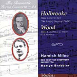 Produktbilde for Holbrooke; Wood: Piano Concertos (CD)