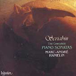 Scriabin: Complete Piano Sonatas (CD)