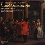 Dittersdorf; Vanhal: Double Bass Concertos (CD)