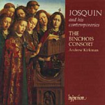 Josquin des Prez and Friends (CD)